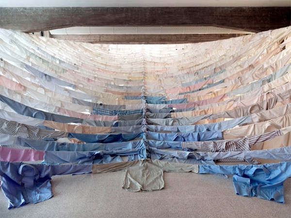 Shirt-Suspended Installations