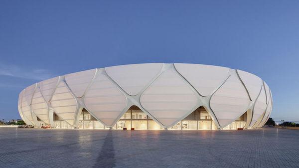 Shade-Focused Stadiums