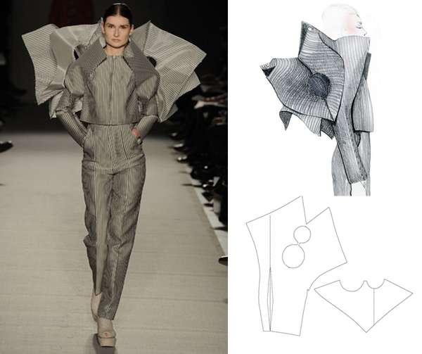 Mathematics-Based Fashion