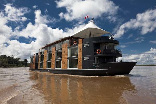 Luxury Floating Hotels