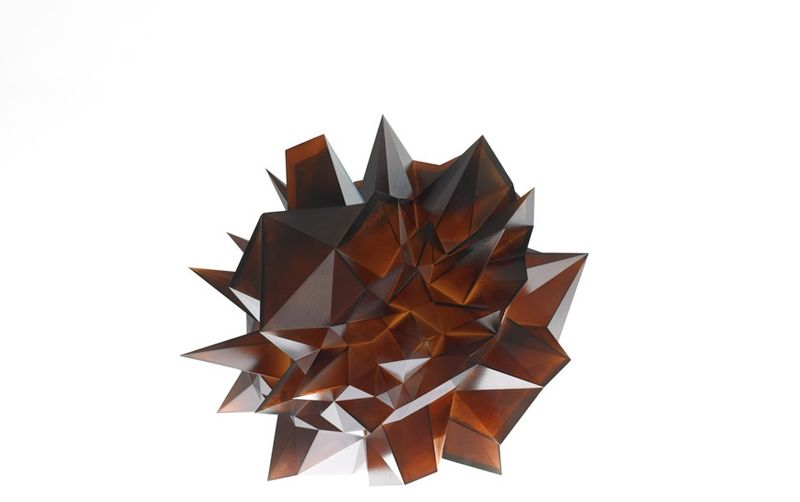 Spiked Diamond Sculptures