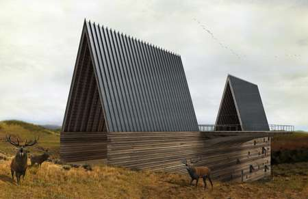 Barn-Inspired Homes