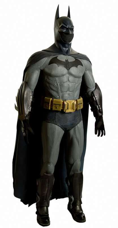 Arkham City Suit