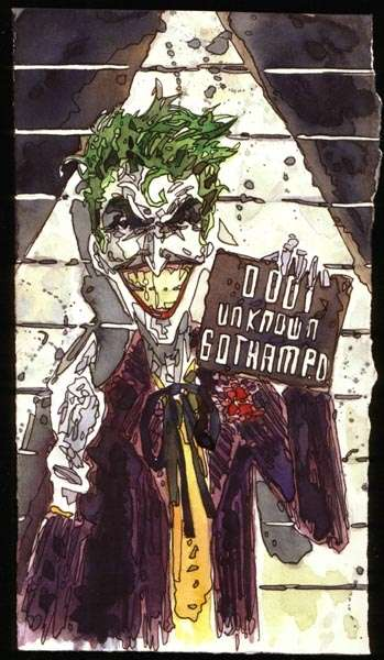 Arkham Eight