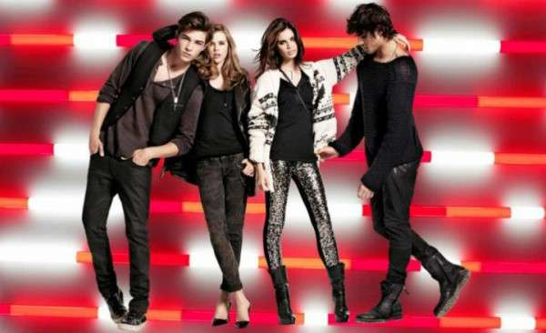 Armani Exchange Holiday 2011