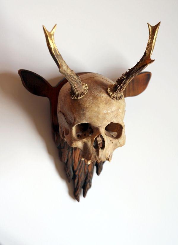 Morbid Hunting Mounts