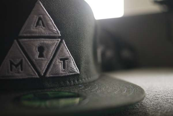 Pyramid Puzzle Piece Hats