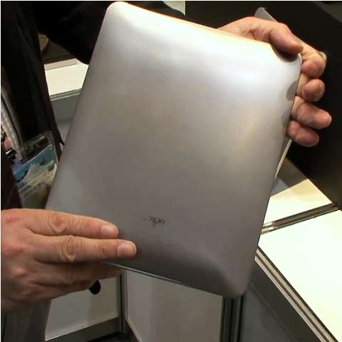 Sheet Metal Tablet Covers