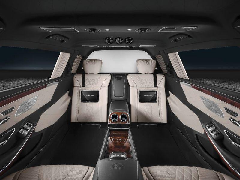 Armored Luxury Vehicles
