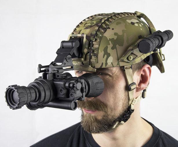 Protective Ballistic Helmets