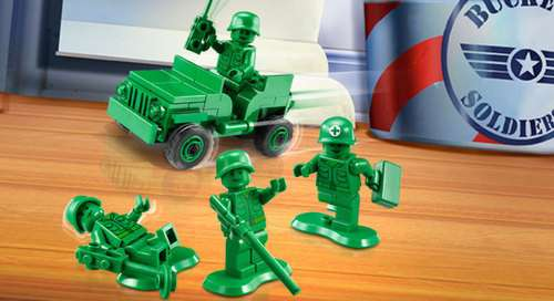 Military Building Blocks
