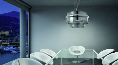Contemporary Glass Chandeliers