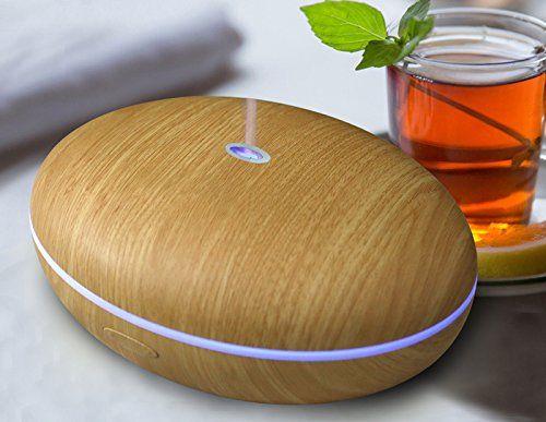 Woodgrain Aromatherapy Humidifiers