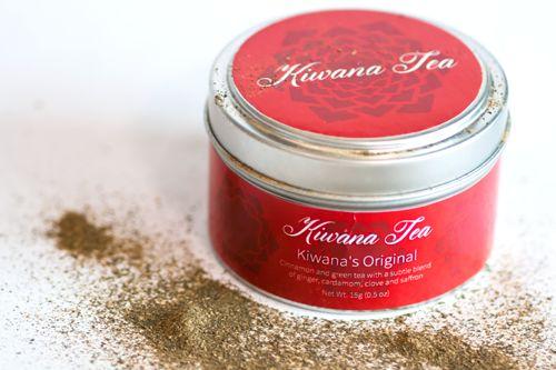 Luxurious Saffron Teas