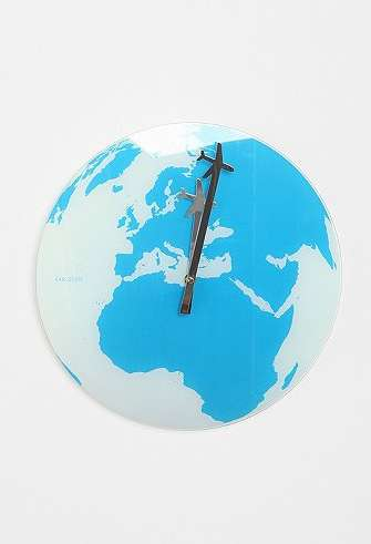 Around the World Clock