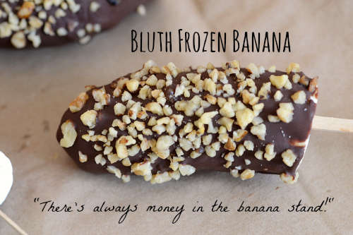 Sitcom-Inspired Frozen Treats