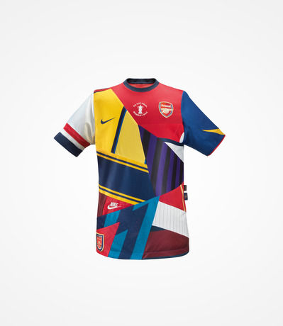 Mashup Soccer Shirts