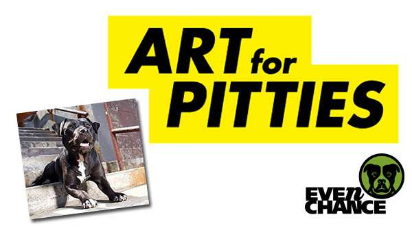 art for pitties