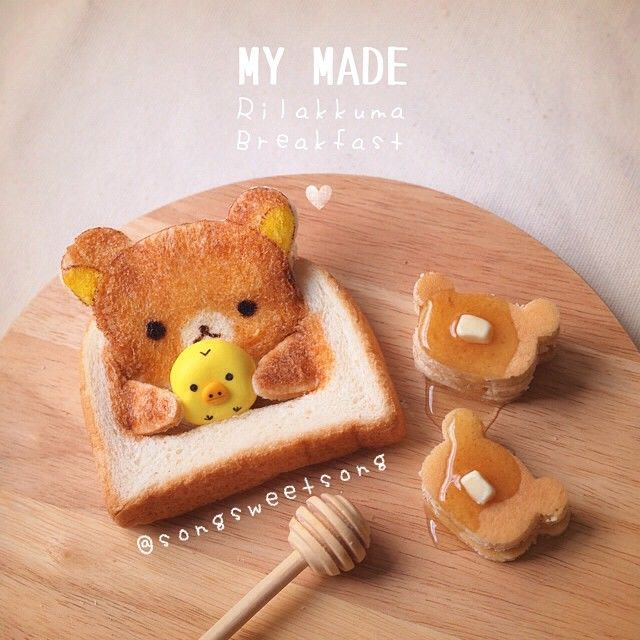 Adorable Food Art Snacks