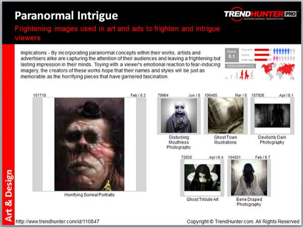 art trend report