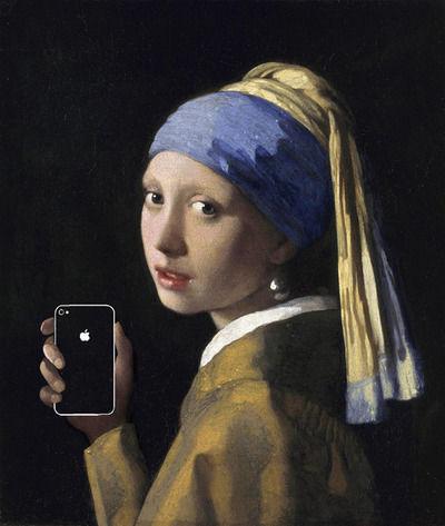 Media-Infused Masterpieces