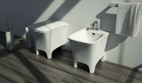 Artceram Cow bathroom collection