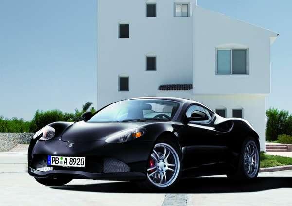Polyurethane Sports Cars