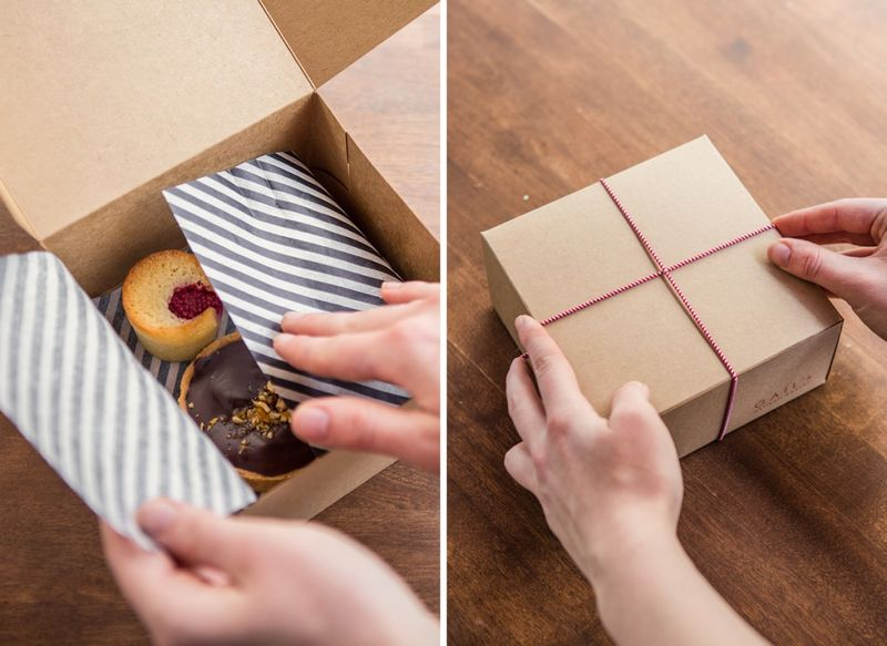 Artisan Baked Goods Packaging