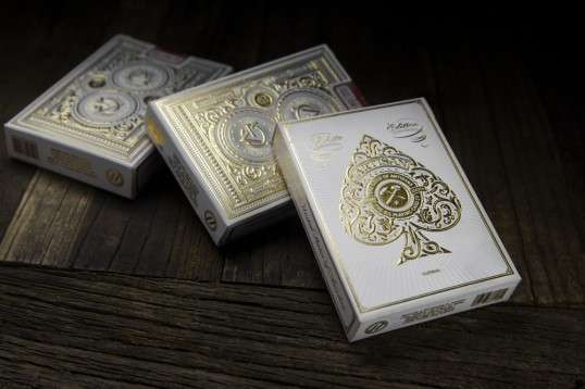 Eco Artisan Playing Cards