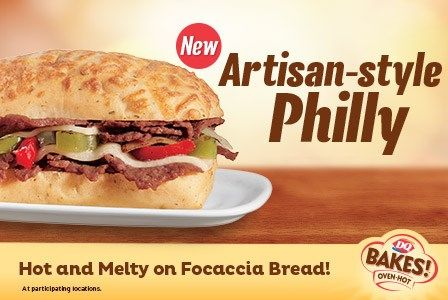 Artisanal Cheesesteak Sandwiches