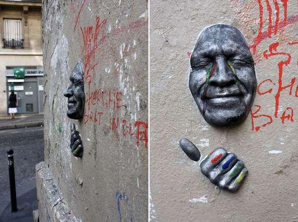 3D Facial Art
