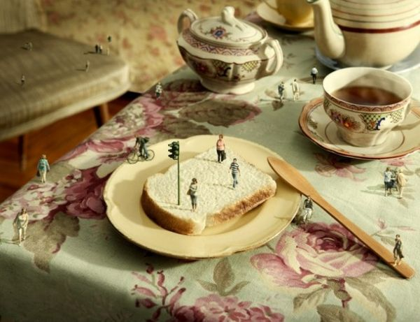 Miniature People Photography