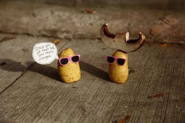 Peculiar Potato Photography