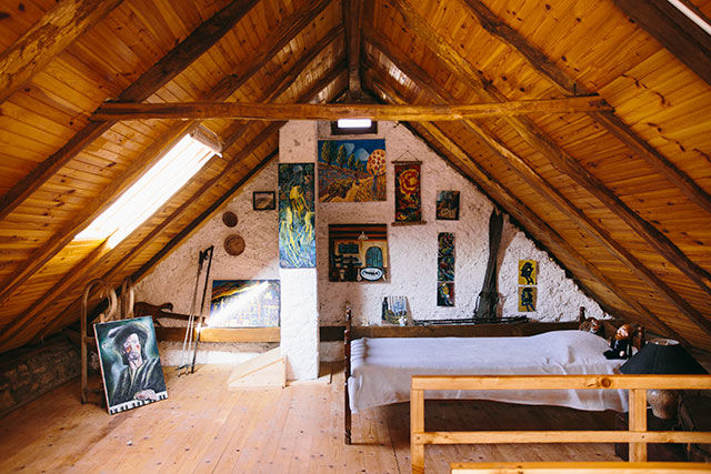 Rustic Artist Residences