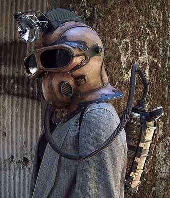 Steampunk Gas Masks (UPDATE)