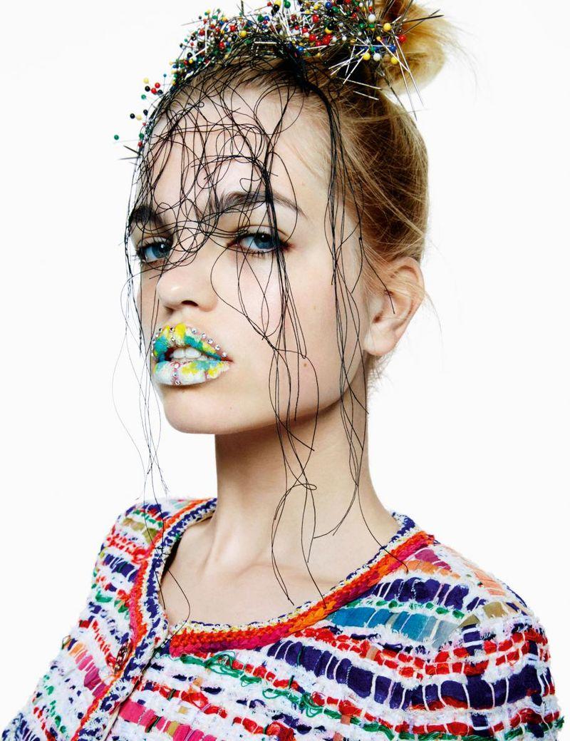 Artistic Beauty Editorials