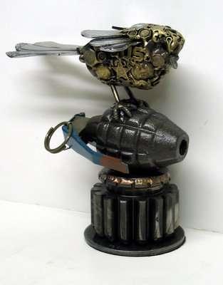 Artistic Grenades