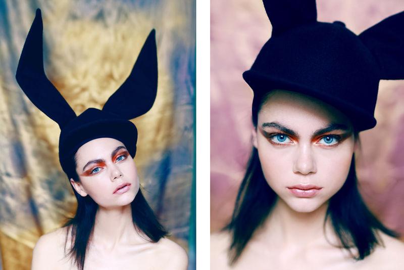 Costumed Cosmetic Editorials