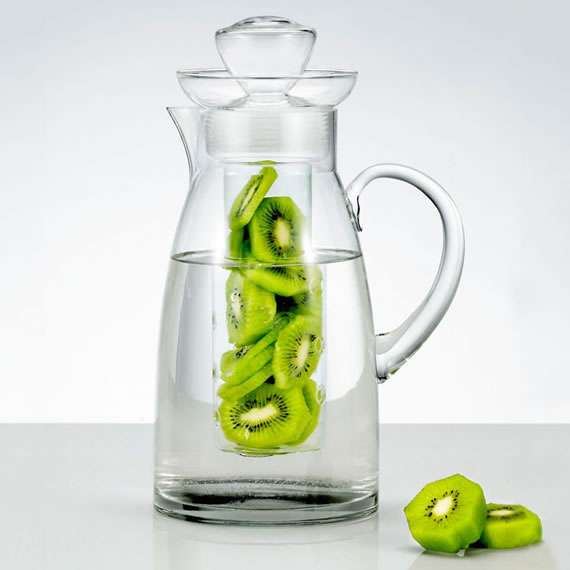 Artland Sedona Glass Pitcher