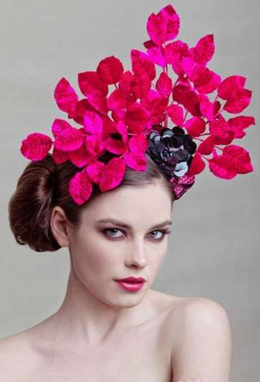 Whimsically Chic Chapeaus