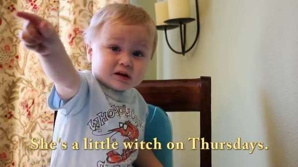 Hilarious Infant Confrontations