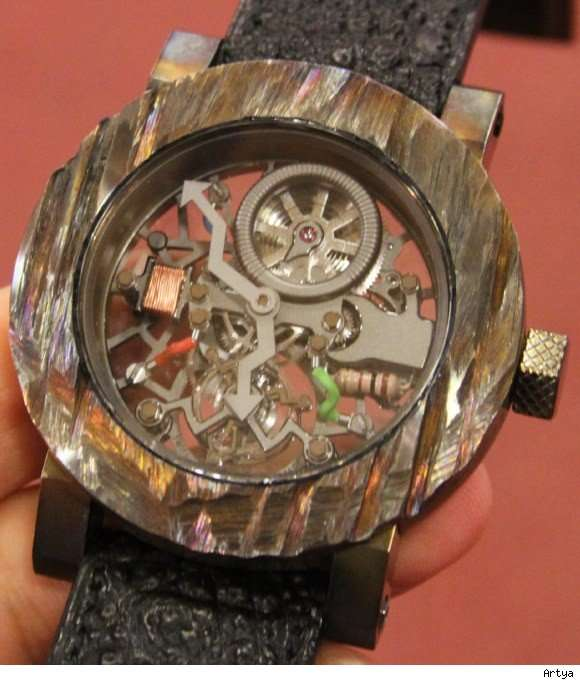 Distressed Watches