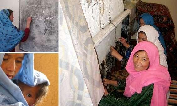 sustainable empowering rugs arzu studio hope