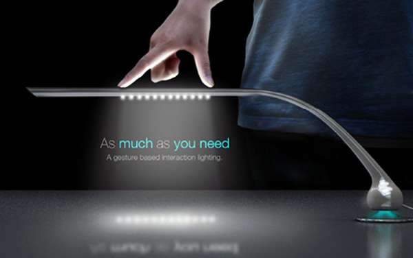 Touch-Sensitive Lamps