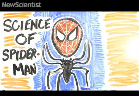 Scientific Superhero Breakdowns