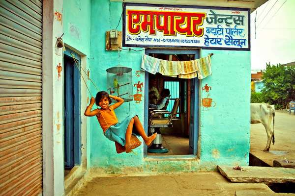 Colorful Cultural Photography