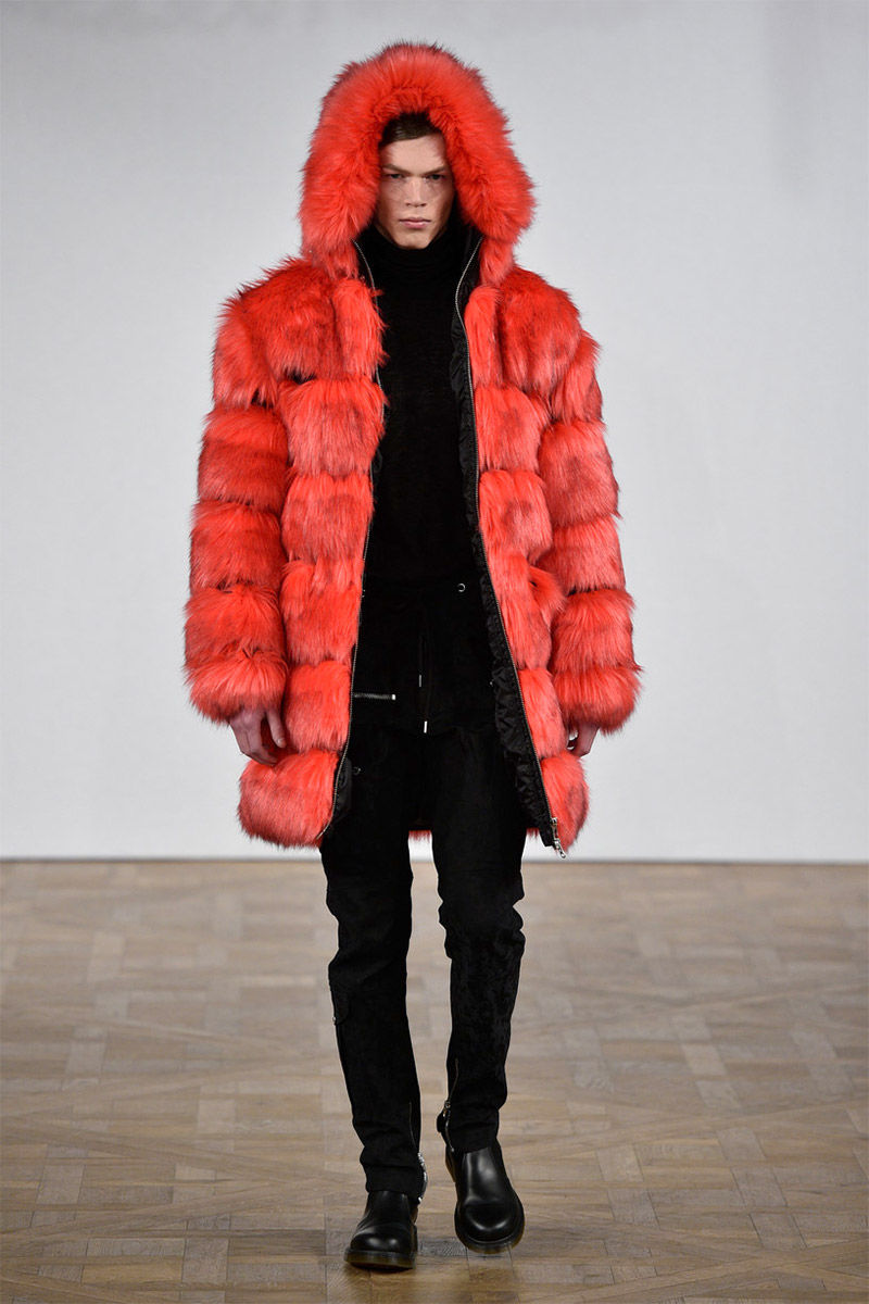 Fur-Clad Streetwear Collections