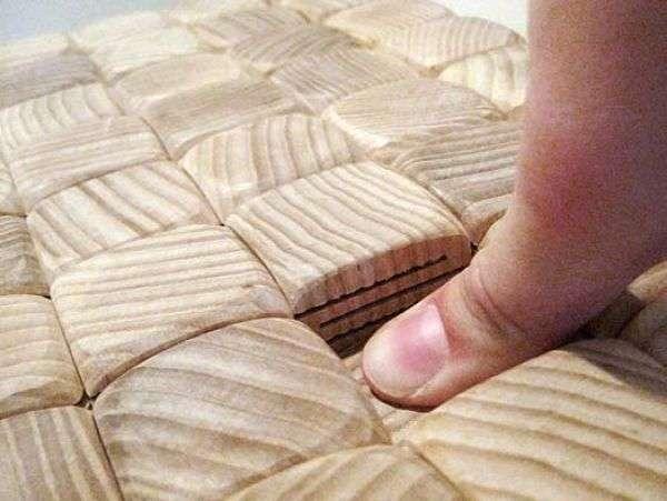 Comfy Wooden Stools