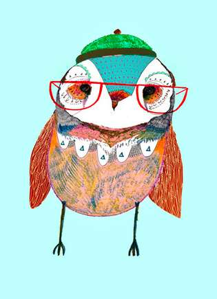 Hip Owl Portraiture