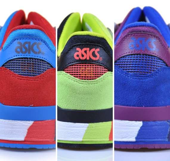 Rainbow-Inspired Runners